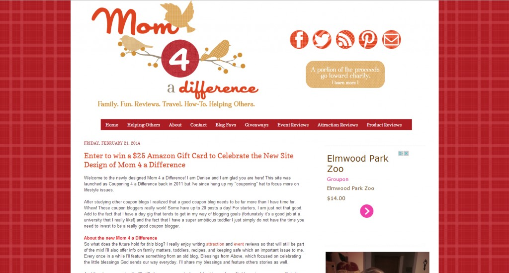 Mom 4 a Difference