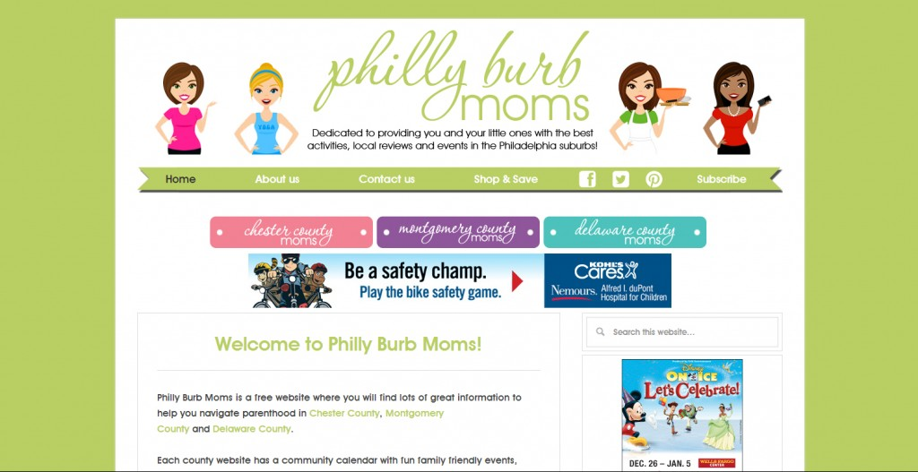 Philly Burb Moms